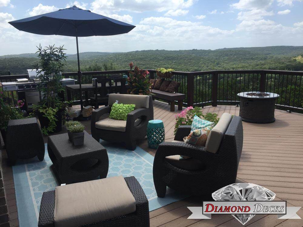 Composite Decking San Antonio