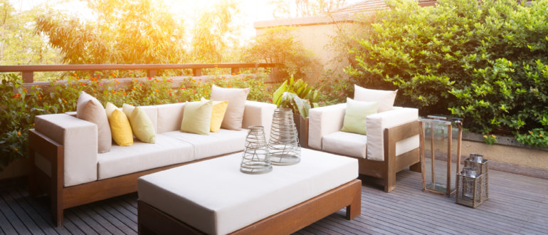 Patio Ideas on a Budget and Easy Patio Ideas