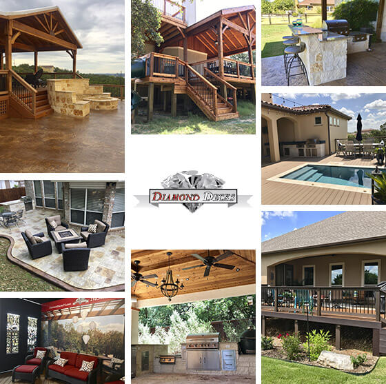 Deck builders san antonio