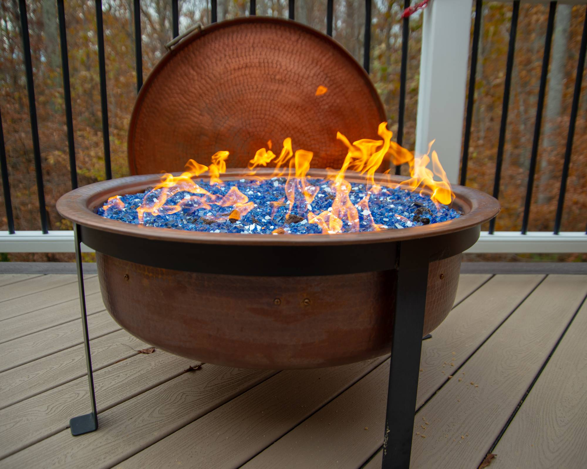 Around the Campfire: Choosing the Best Small Fire Pits for ...
